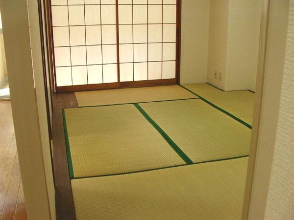 和室もあります